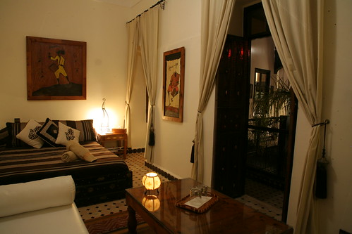 SOUAD ACCOMMODATION IN RIAD DAR NAJAT | by Coolest Riads Morocco