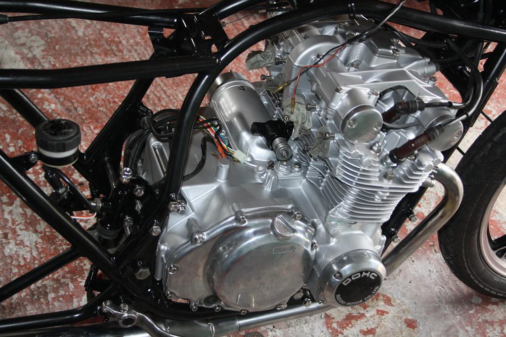 Suzuki Gs Engine Rebuild