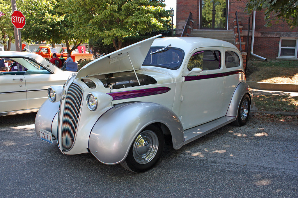 1937 plymouth 2 door sedan custom 2 of 9 photographed for 1937 plymouth 4 door sedan