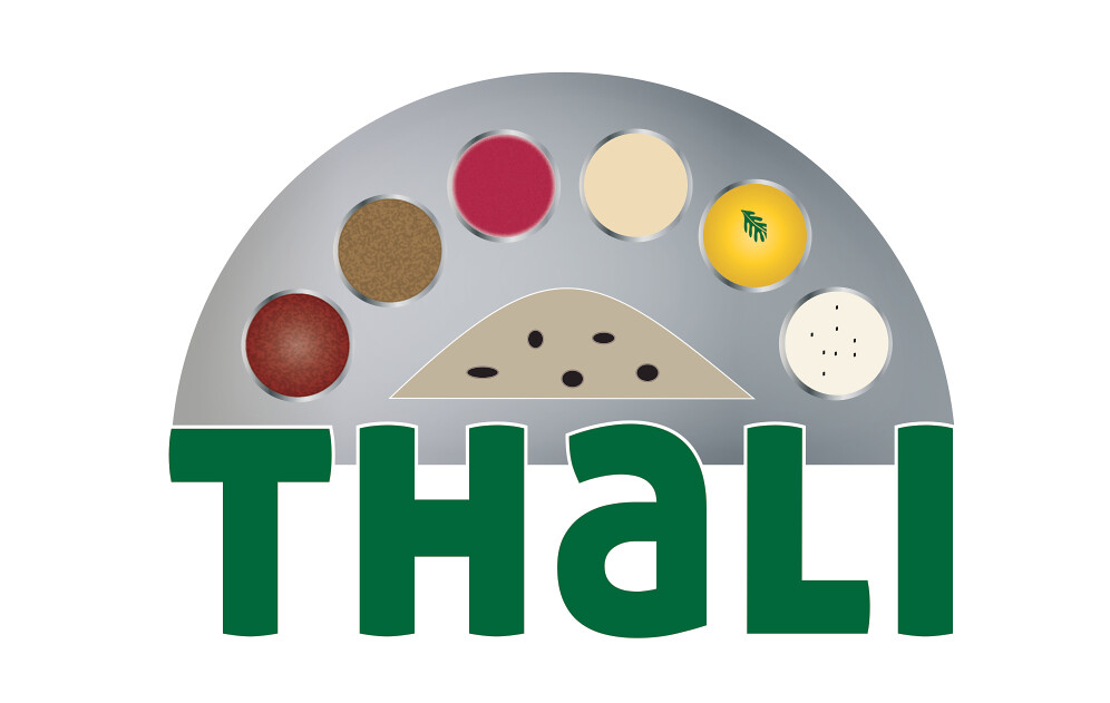Logo Design Mumbai Logo Design For a Thali