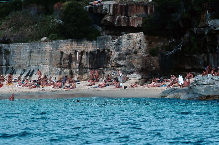 Nude Beach Sydney Harbour  Tom Ashton  Flickr-8132