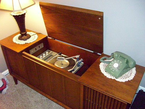 Console Stereo By Silvertone Ricky Turner Flickr