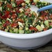 Middle Eastern Vegetable Salad (Fattoush) 1