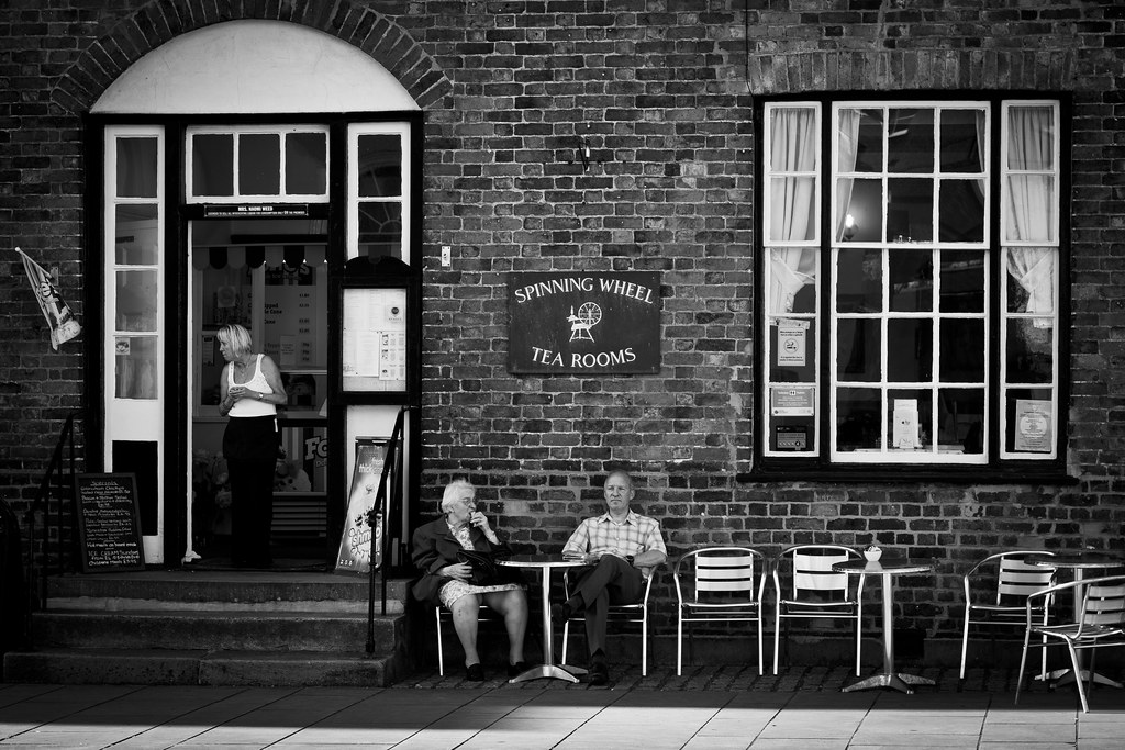 Tea Rooms At Ewell Court