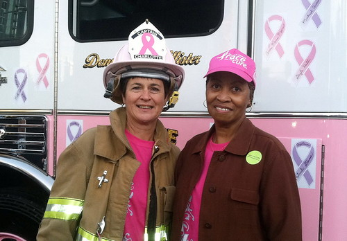 "CFD Welcomes ""Pink Lady"" 