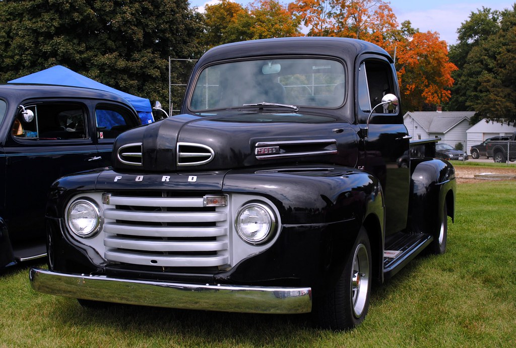 1950 ford pickup truck cragin spring flickr. Black Bedroom Furniture Sets. Home Design Ideas