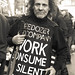 """Done! """"Occupy Wall St"""""""