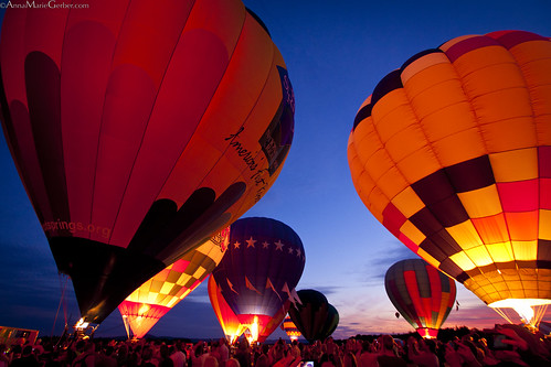 Hot Springs Hot Air Balloon Festival | by Anna Marie Gerber