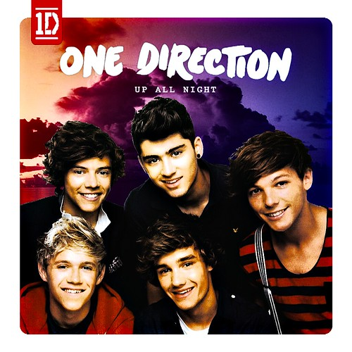 all night deluxe version lp up all night album book scans one    Up All Night Album Cover Deluxe