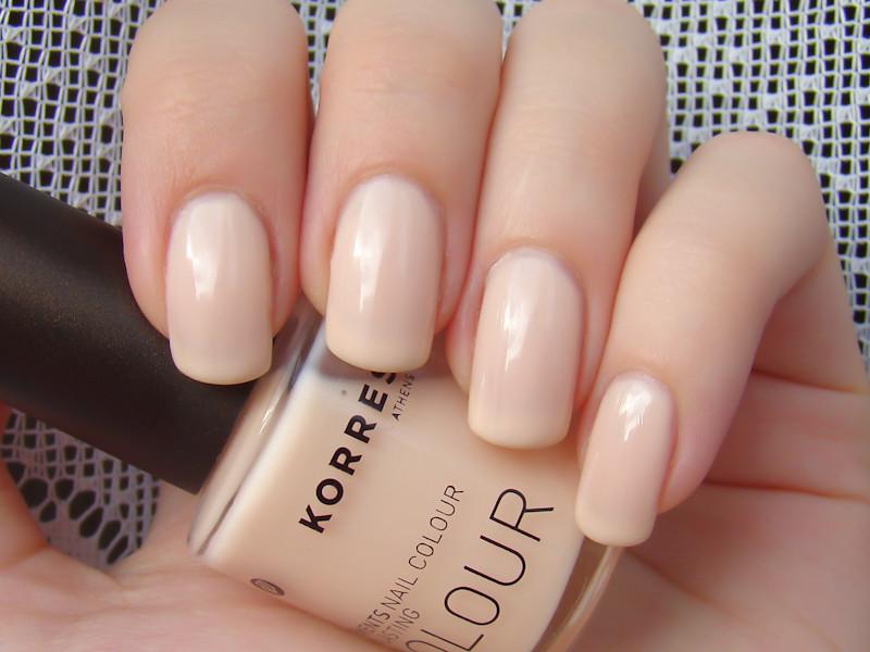 Korres Pastel Rose (06)   5 coats, natural light   Flickr