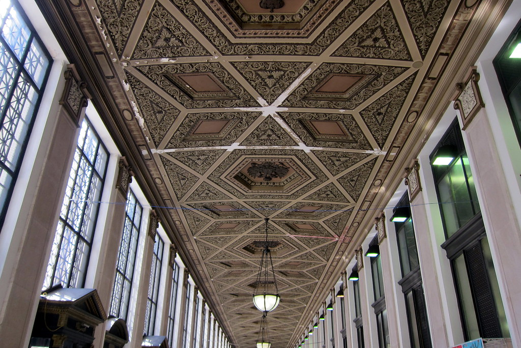 ... NYC   Midtown: James A. Farley Post Office Building   By Wallyg