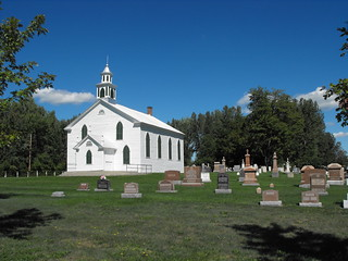 Russeltown United Church and Cemetery | by pegase1972