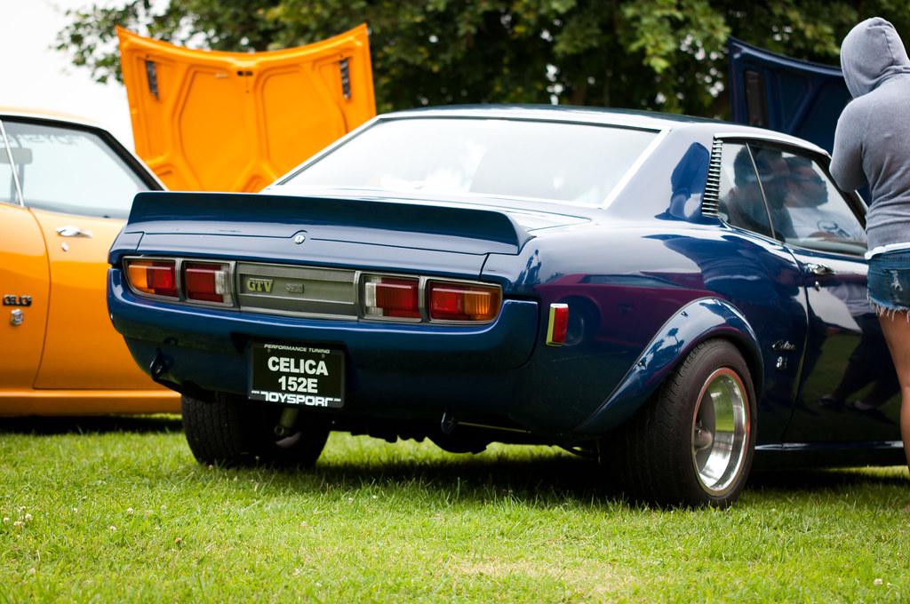 Japanese Classic Car Show Davann Flickr - Japanese classic car show