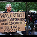 Occupy Wall Street: Protesters Gather For Demonstration Modeled On Arab Spring