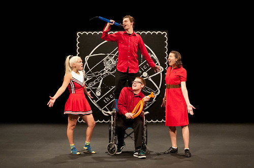 Theatre Physics 2011 | by Bethany Lutheran College