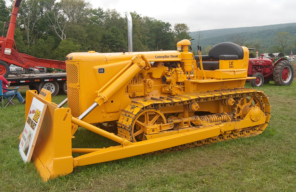 Old Antique Caterpillar Tractors : Caterpillar vintage dozers old tractors for sale autos post