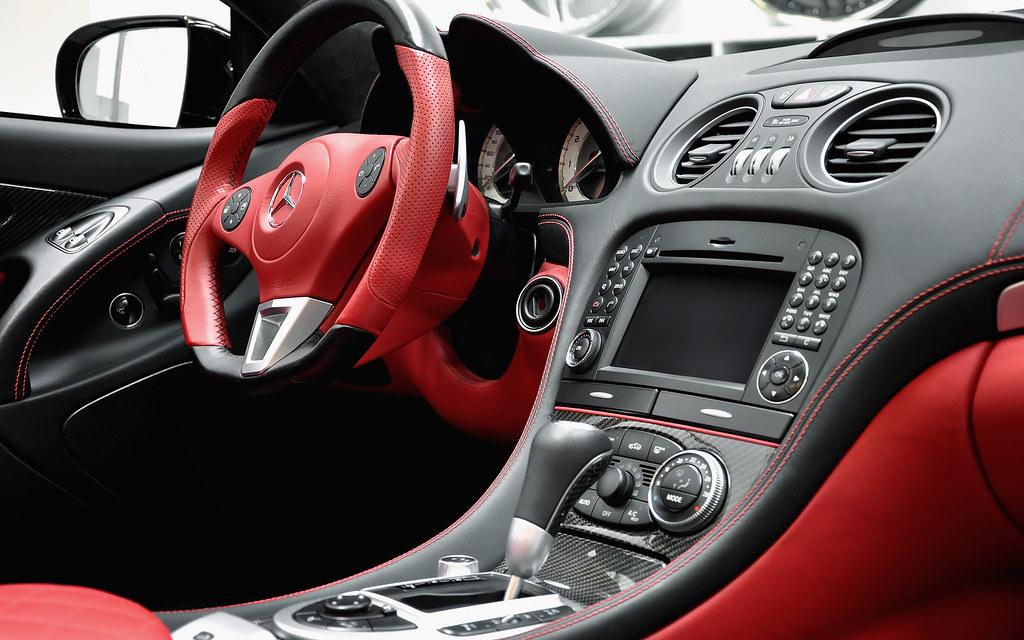 Mercedes Benz Sl Black Series Conversion Facelift Convers