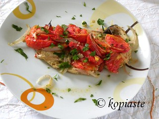 Swordfish Plaki | by kopiaste