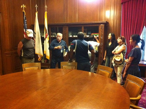 #SFmayor International room Willie Brown let tours in his office, but @gavinnewsom kicked them out | by Steve Rhodes