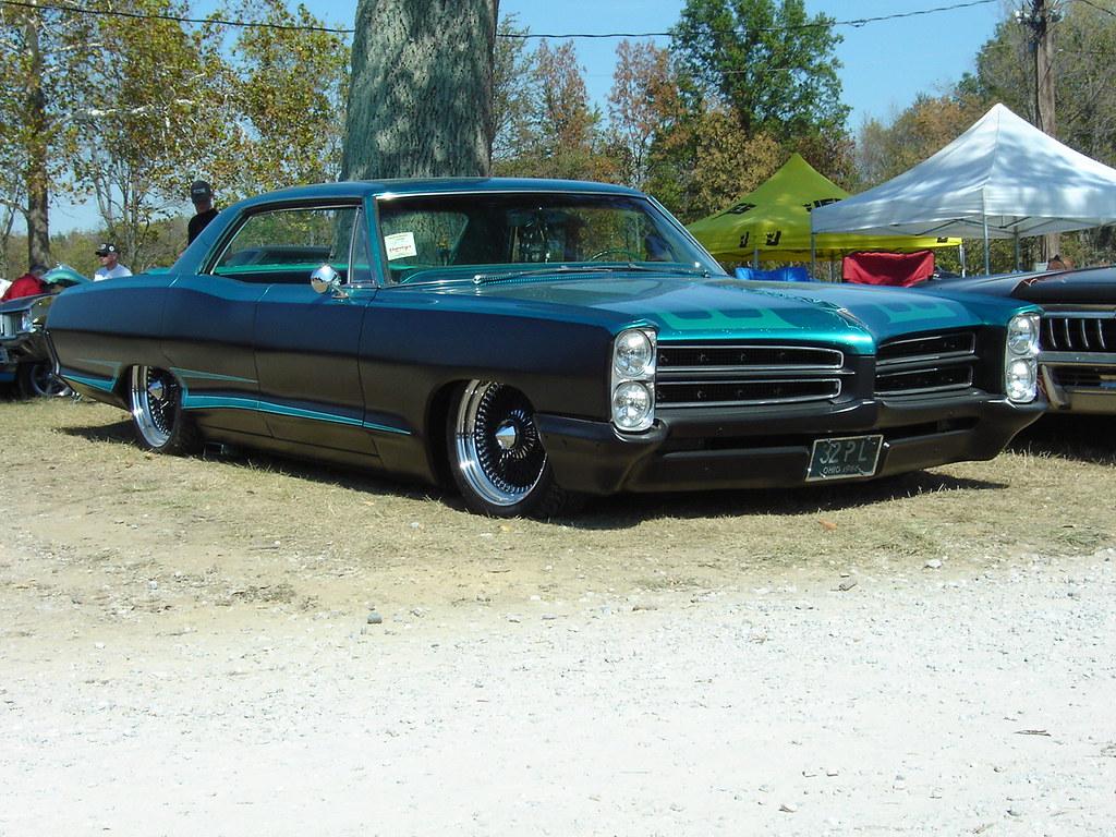 1966 Pontiac Bonneville Scott597 Flickr