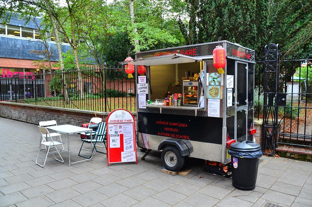 Chinese Food Kiosk Ben Sutherland Flickr