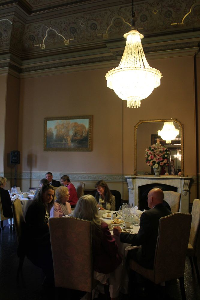 Ayers House Museum: High Tea in the Ballroom   Event held ...