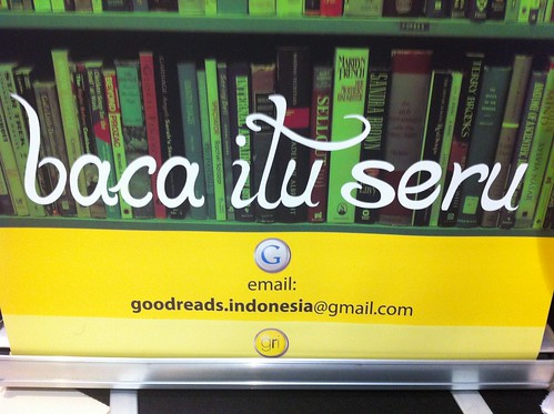 GoodReads Indonesia : @BacaItuSeru | by alderina