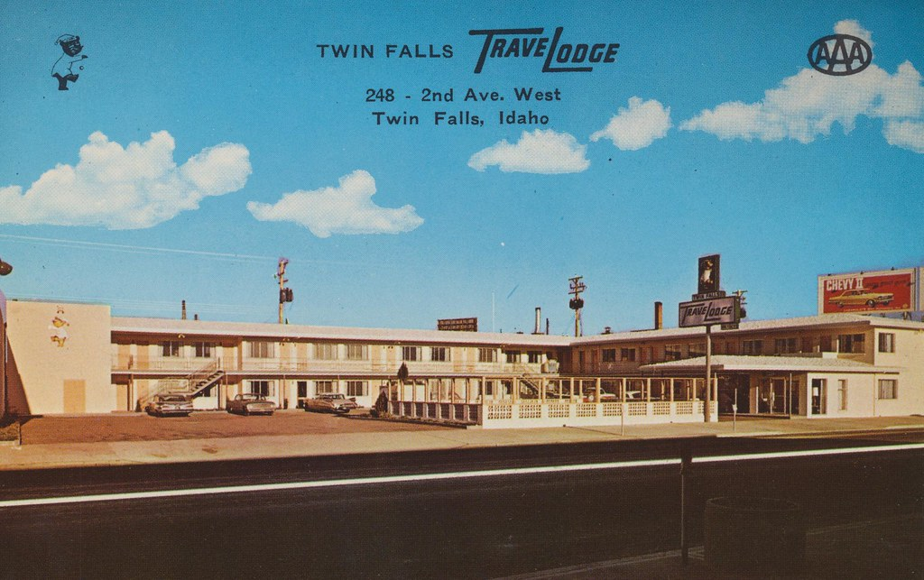 Travelodge - Twin Falls, Idaho