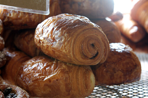 pain au chocolat | by David Lebovitz