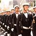 70th birthday NZ Navy parade 1.10.2011