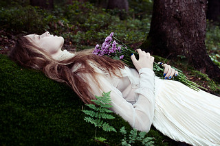 ophelia | by mariehochhaus