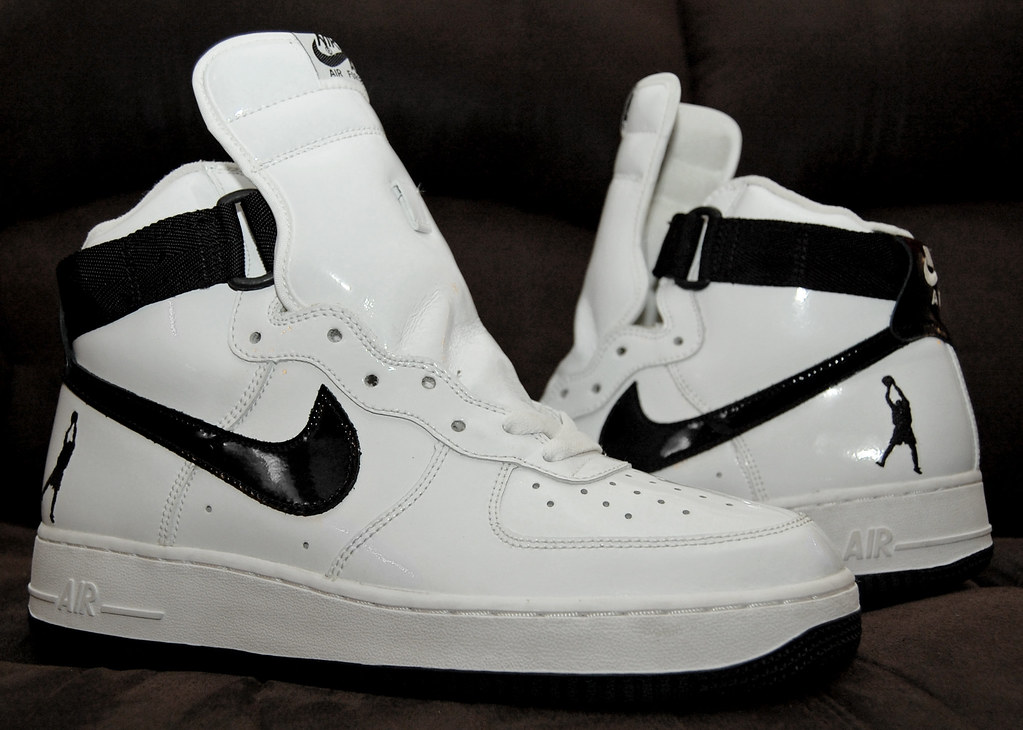 426482a3bbb50d ... australia nike air force 1 unreleased sample 2004 sheed high all patent  leather by baybridge415 d4dd7