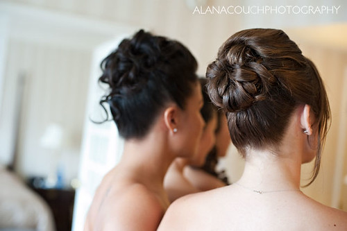 bridesmaid-hairstyles-asian-hair | by vanmobilehair