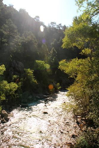 North Clear Creek Lens Flare | by Mr.TinDC