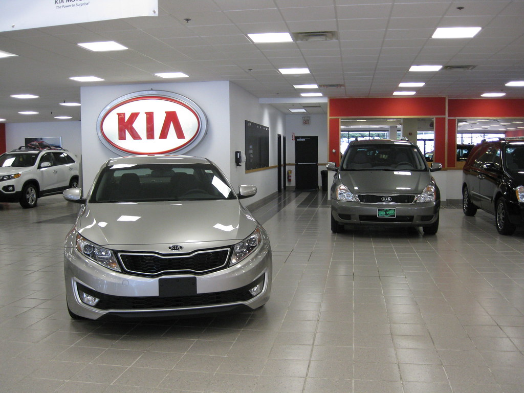 Quirk kia showroom 2 quirk auto dealers flickr Kia motor dealers