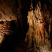 Postojnska cave truly shows its creativity