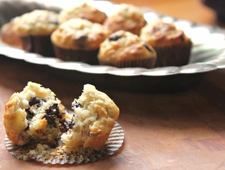 Banana Oat Chocolate Chip Muffins | by Carolyn McCaffrey Stalnaker