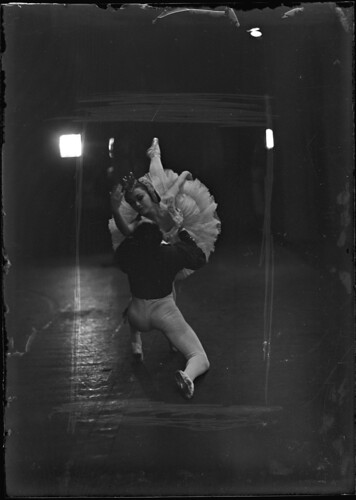 """Swan lake"", Ballets Russes, [2]. 