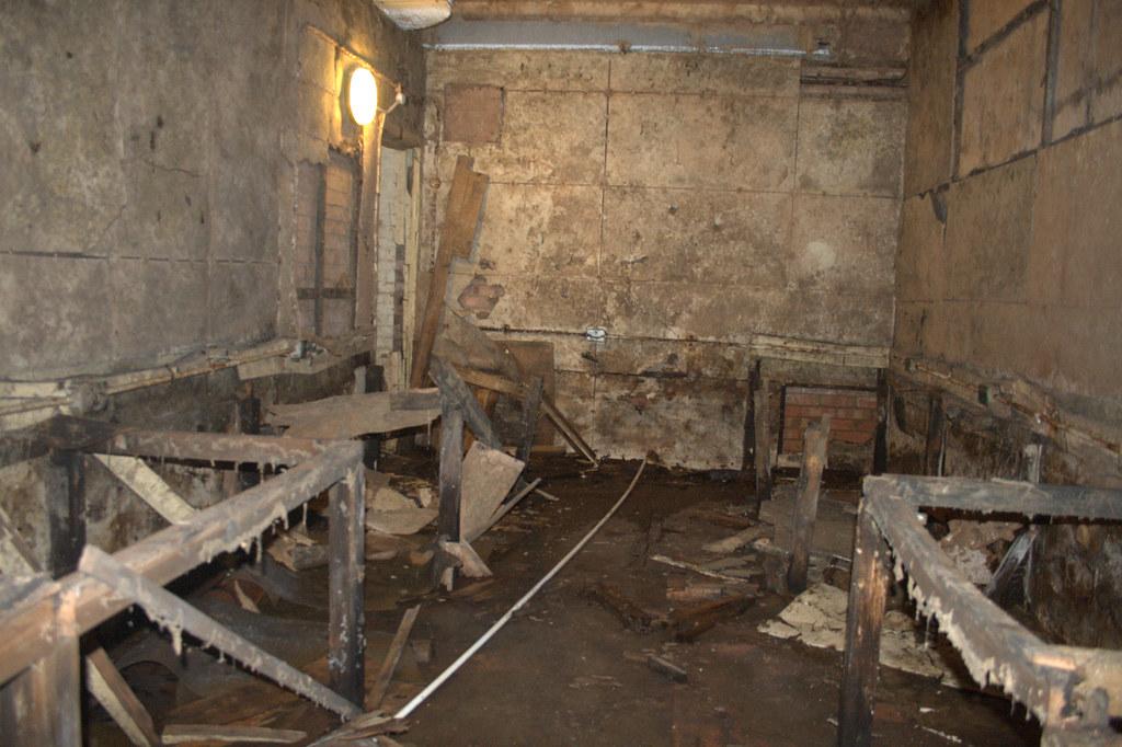 London Open House 2011 Underground War Bunker