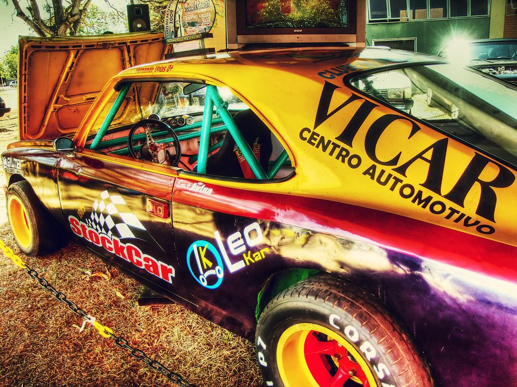 Stock Car - Opala (old)   Victor Camilo   Flickr