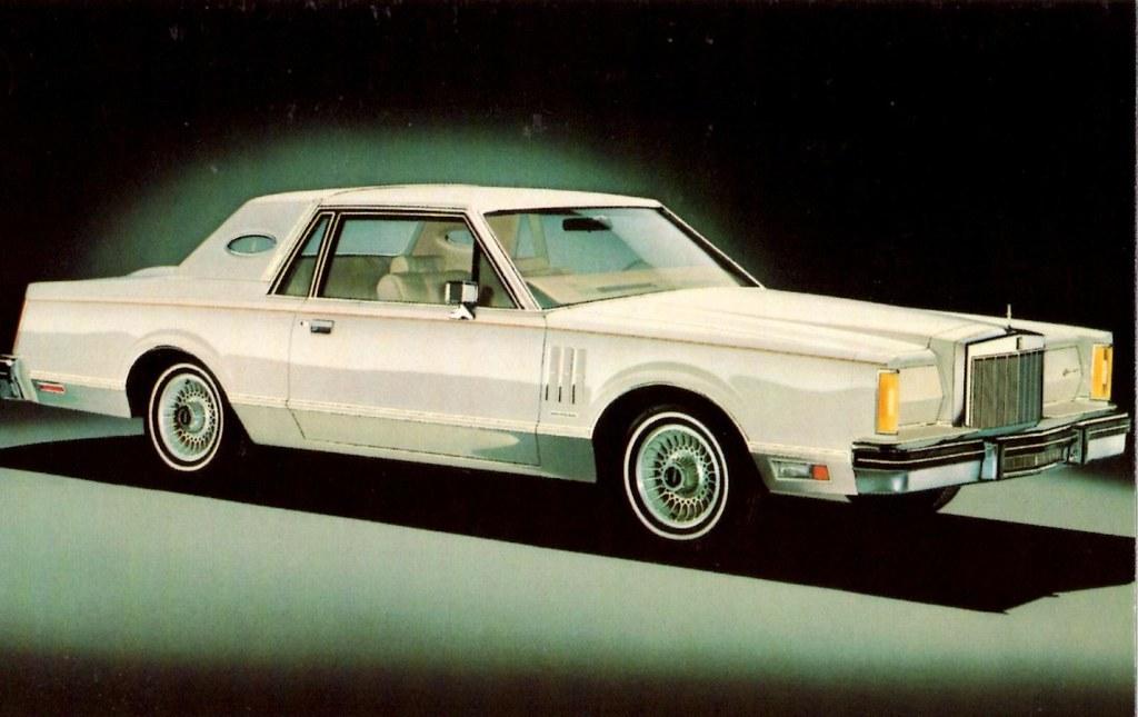 1980 Lincoln Continental Mark VI  Alden Jewell  Flickr