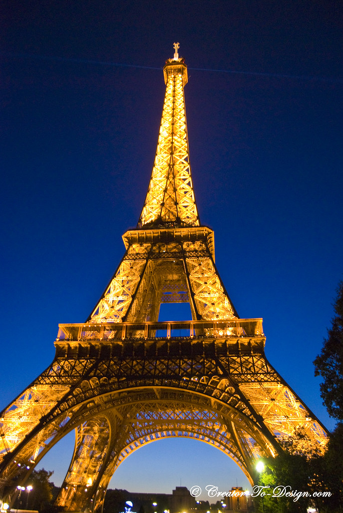 paris eiffel tower night paris tour eiffel de nuit flickr. Black Bedroom Furniture Sets. Home Design Ideas