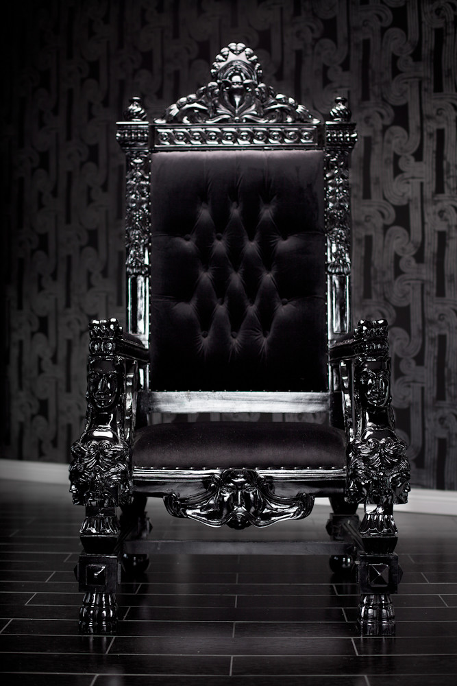 throne pictures 4061 black lacquer baroque throne chair be the king or 2150