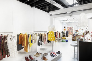 concept store you are here | by the style files