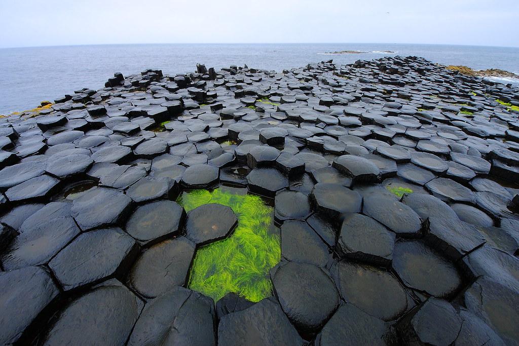 Giant's Causeway   County Antrim - Northern Ireland The ...
