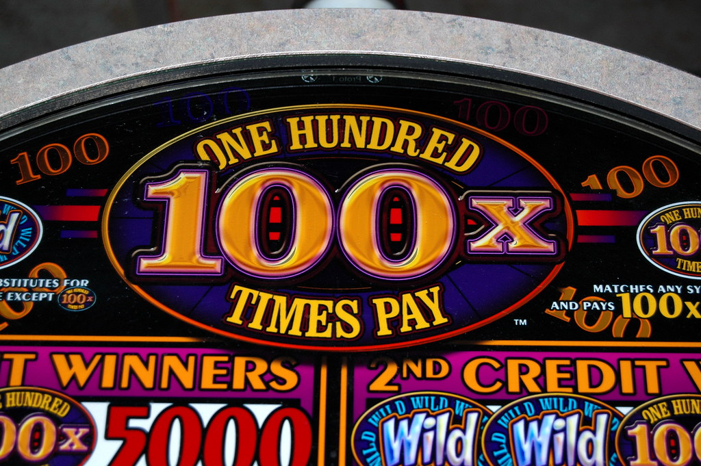100 Times Pay $1 Slot Machine