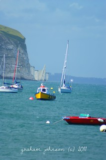 swanage boats on the water | by gmj49