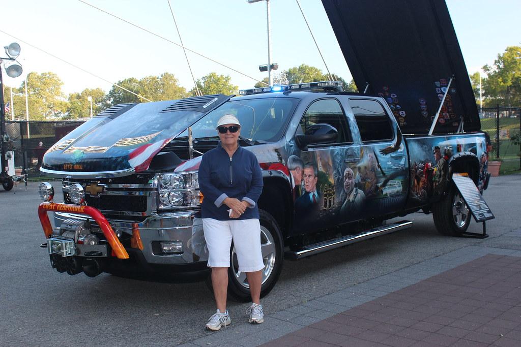 Chevrolet Silverado First Responders Truck 9 11 Heroes