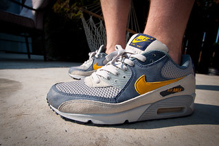 AM 90 Gold Leaf | by timbertooth