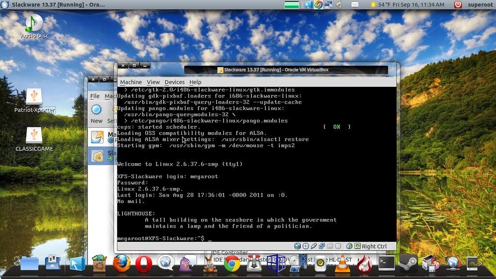 slackware 13